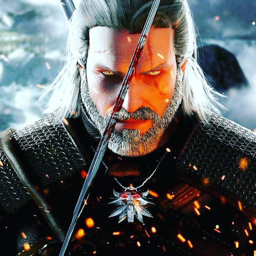 Геральт - Witcher 3: Wild Hunt, the Персонаж