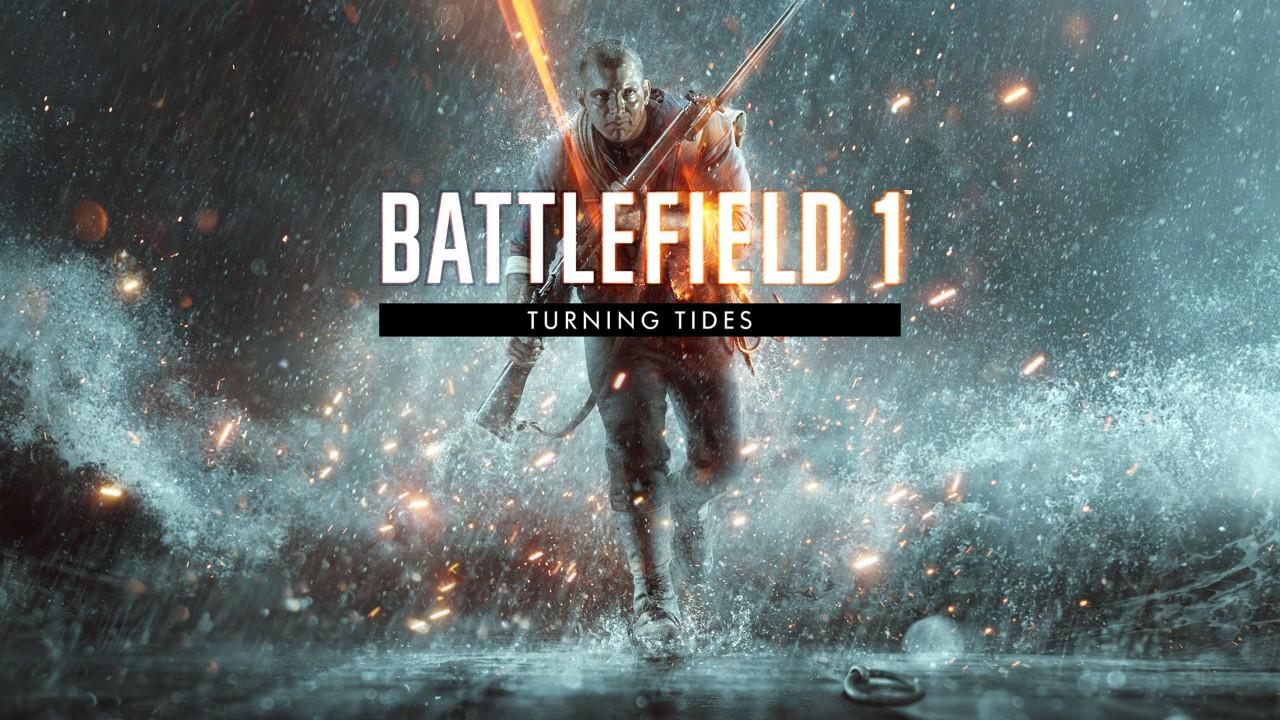 Battlefield 1. Turning Tides - Battlefield 1 DLC, Арт