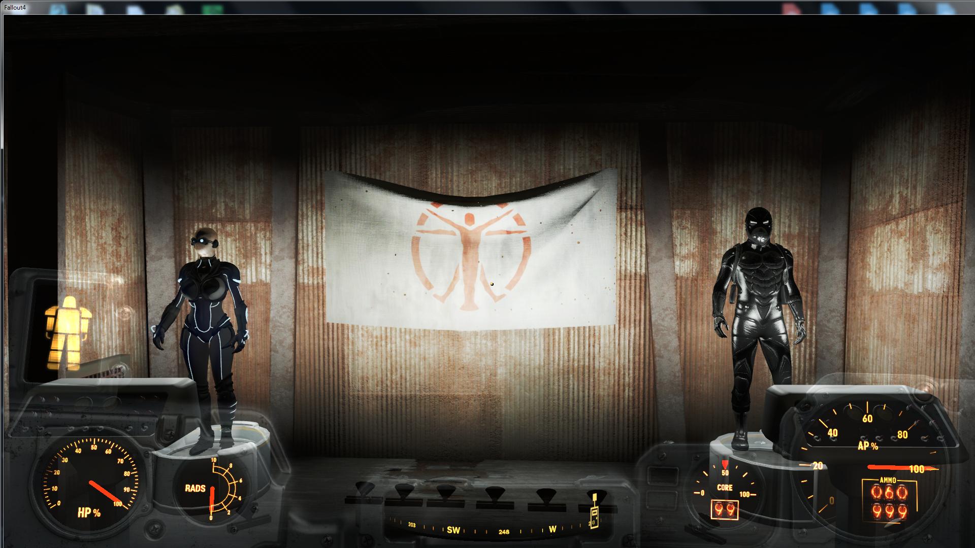 Мой дом в Даймонд-сити. - Fallout 4