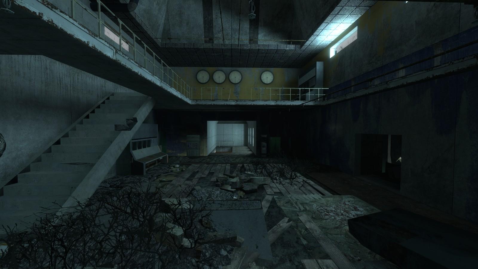 Half-Life 2. Dark Interval [MOD] - Half-Life 2 Арт, Мод