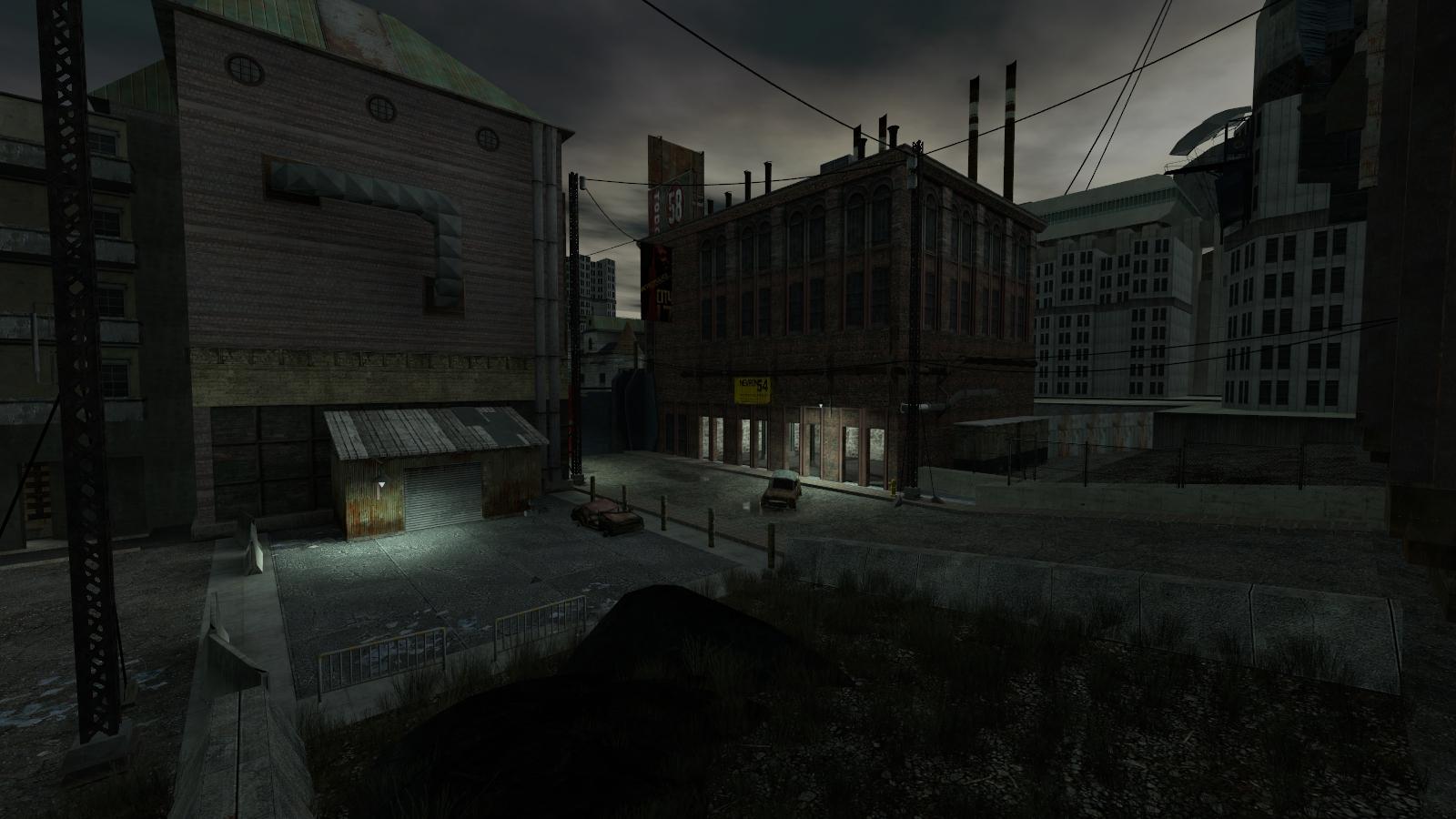Half-Life 2. Dark Interval [MOD] - Half-Life 2 Арт, Мод, Скриншот