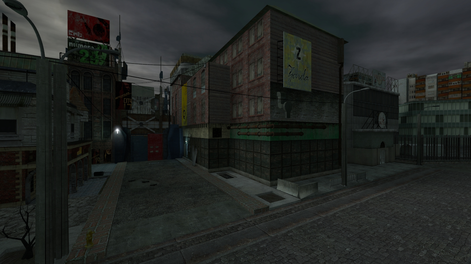 Half-Life 2. Dark Interval [MOD] - Half-Life 2 Арт, Мод