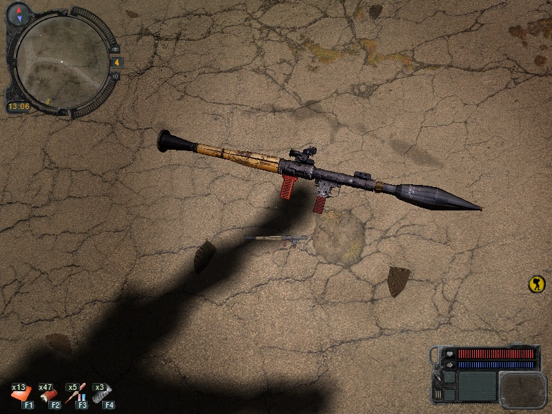 rpg7 - S.T.A.L.K.E.R.: Call of Pripyat