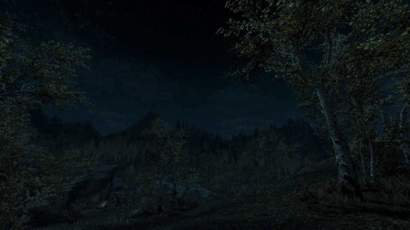 20170105173632_1.jpg - Elder Scrolls 5: Skyrim, the блики, броня, города, Красоты Скайрима, Мод, мой скайрим, охота, персонаж, призрак, ситис, стрела