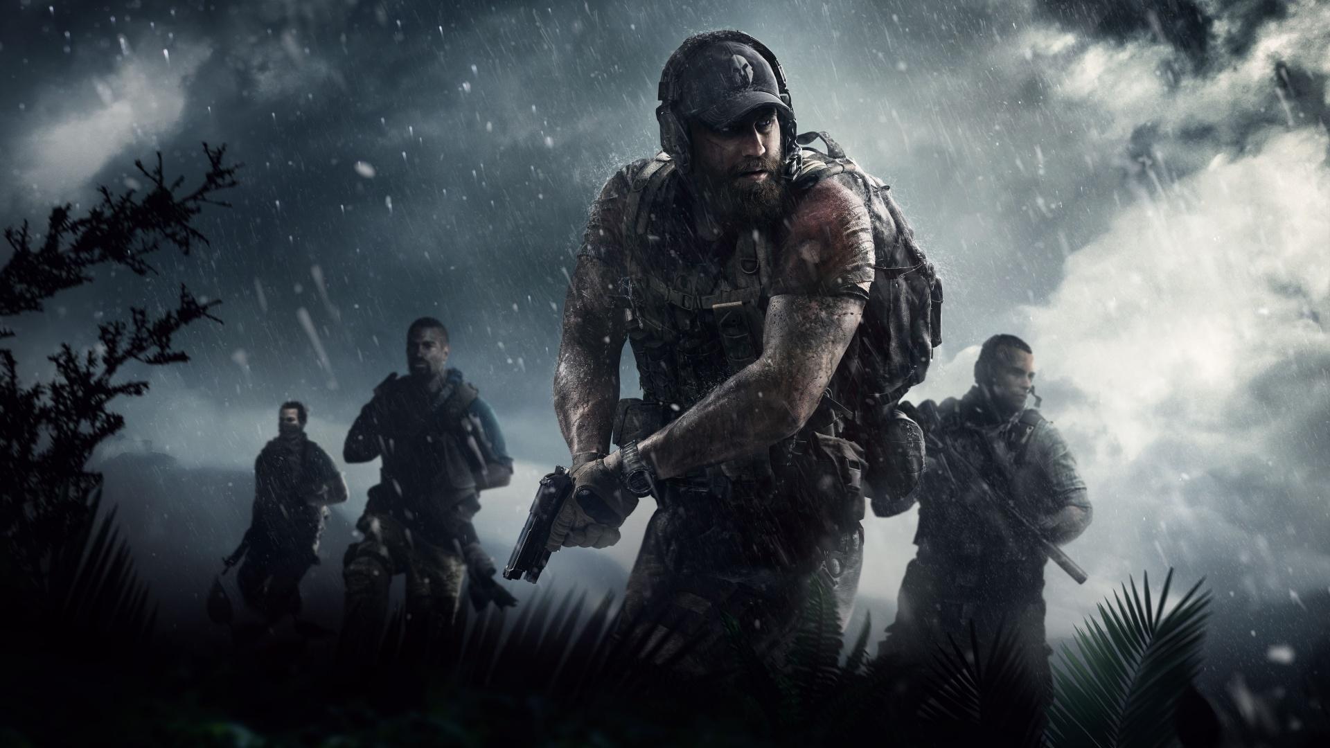 Tom Clancy's Ghost Recon - Tom Clancy's Ghost Recon: Wildlands