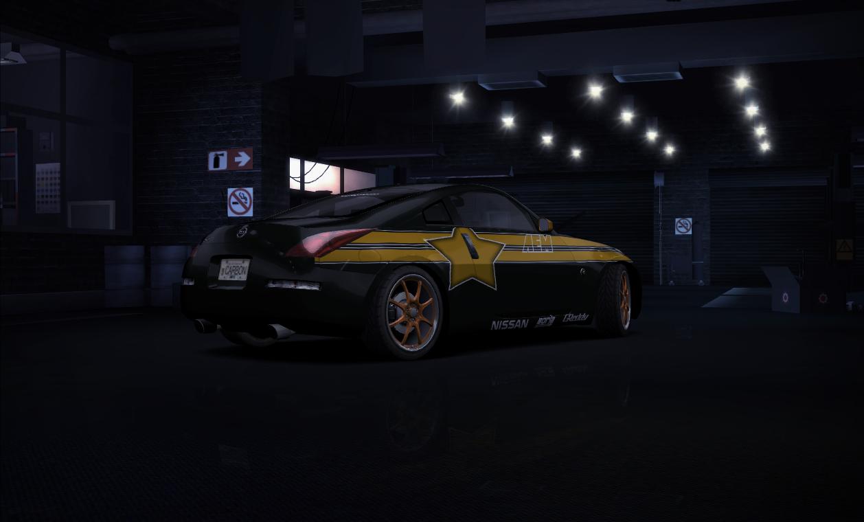 Ниссан тюнинг - Need for Speed: Carbon Автомобиль, Транспорт