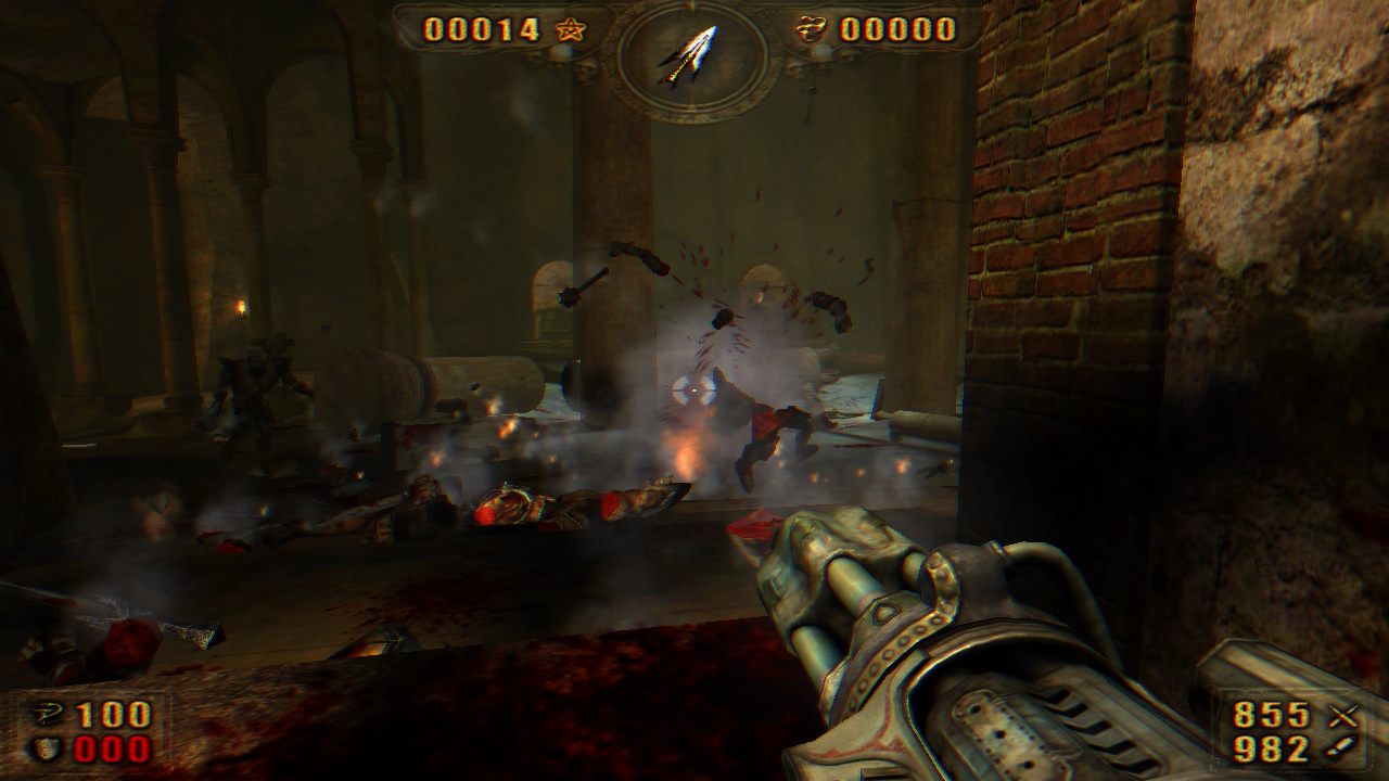 screenshot - Painkiller