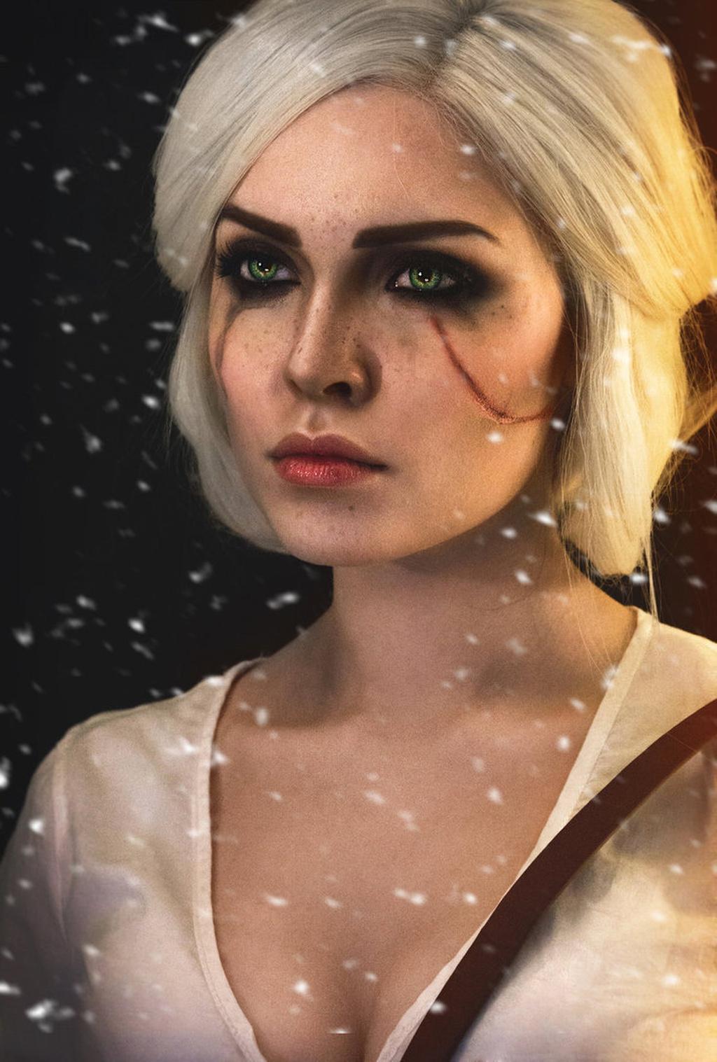 Ciri Art.jpg - Witcher 3: Wild Hunt, the