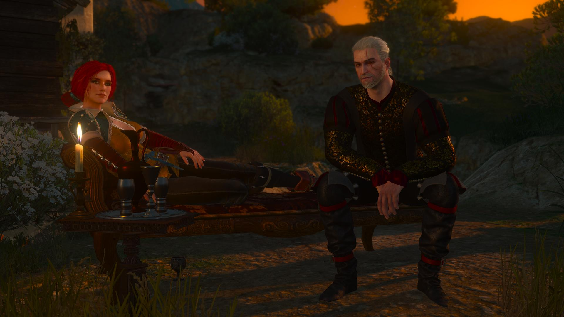 Скринчики - Witcher 3: Wild Hunt, the Персонаж