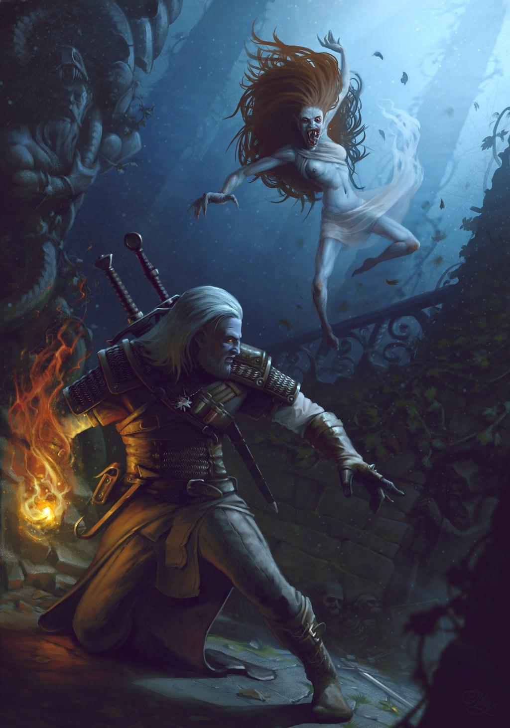 Арты - Witcher 3: Wild Hunt, the