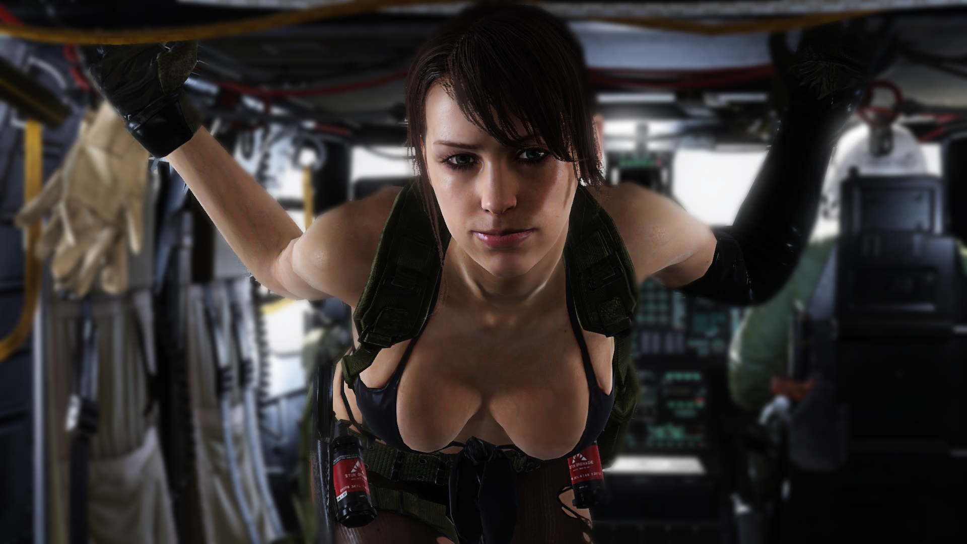 quiet___the_silent_sniper___metal_gear_solid_v_by_billym12345-d990af3.png - Metal Gear Solid 5: The Phantom Pain Quiet