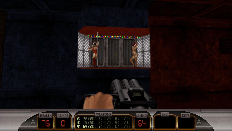 =) - Duke Nukem 3D
