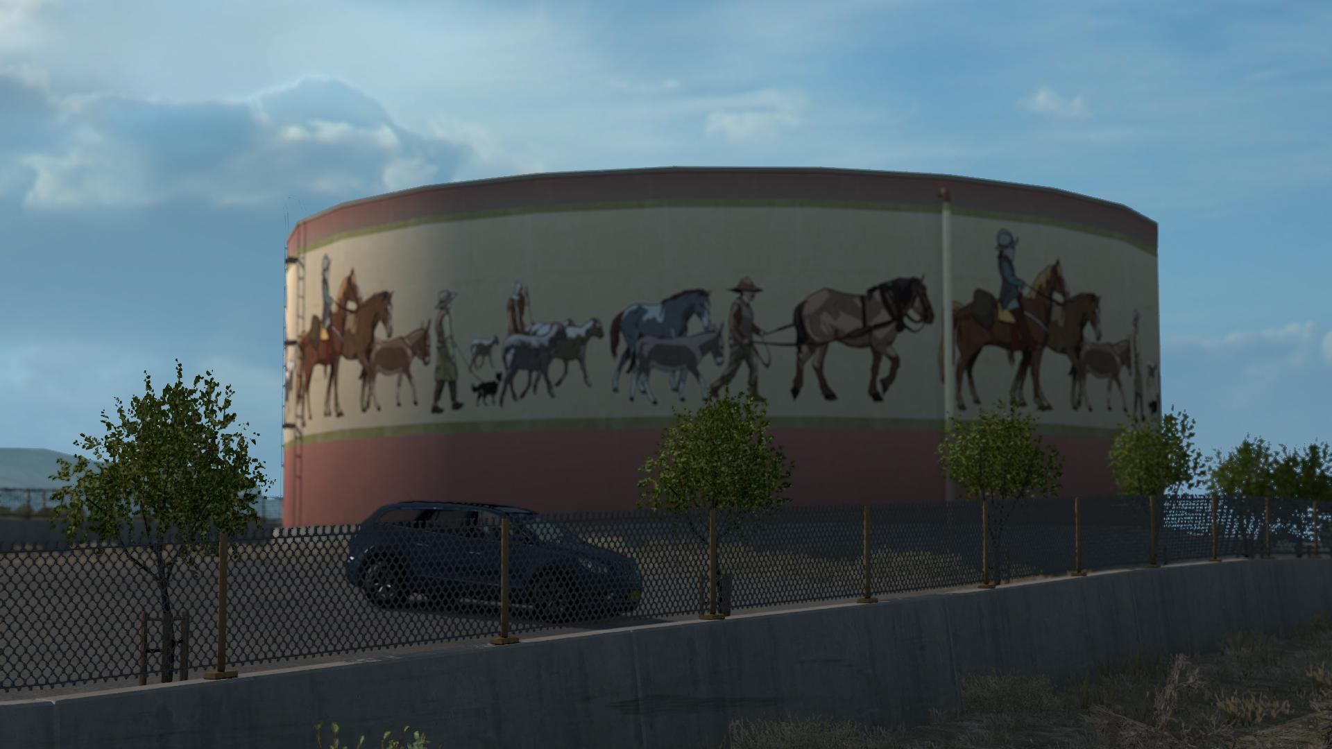 Нашел вот такой объект в игре из DLC New Mexico - -