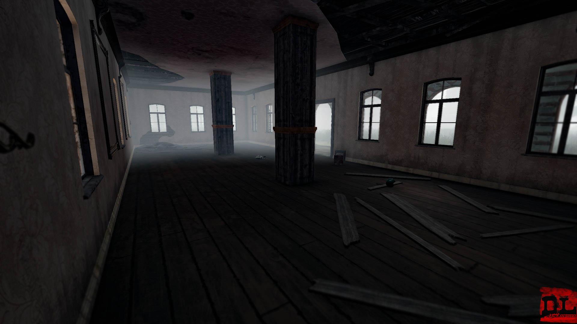 Особняк - PlayerUnknown's Battlegrounds Туман