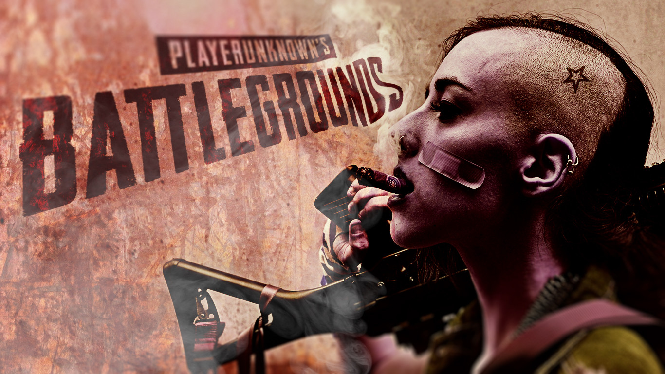 PlayerUnknown's Battlegrounds - PlayerUnknown's Battlegrounds Арт