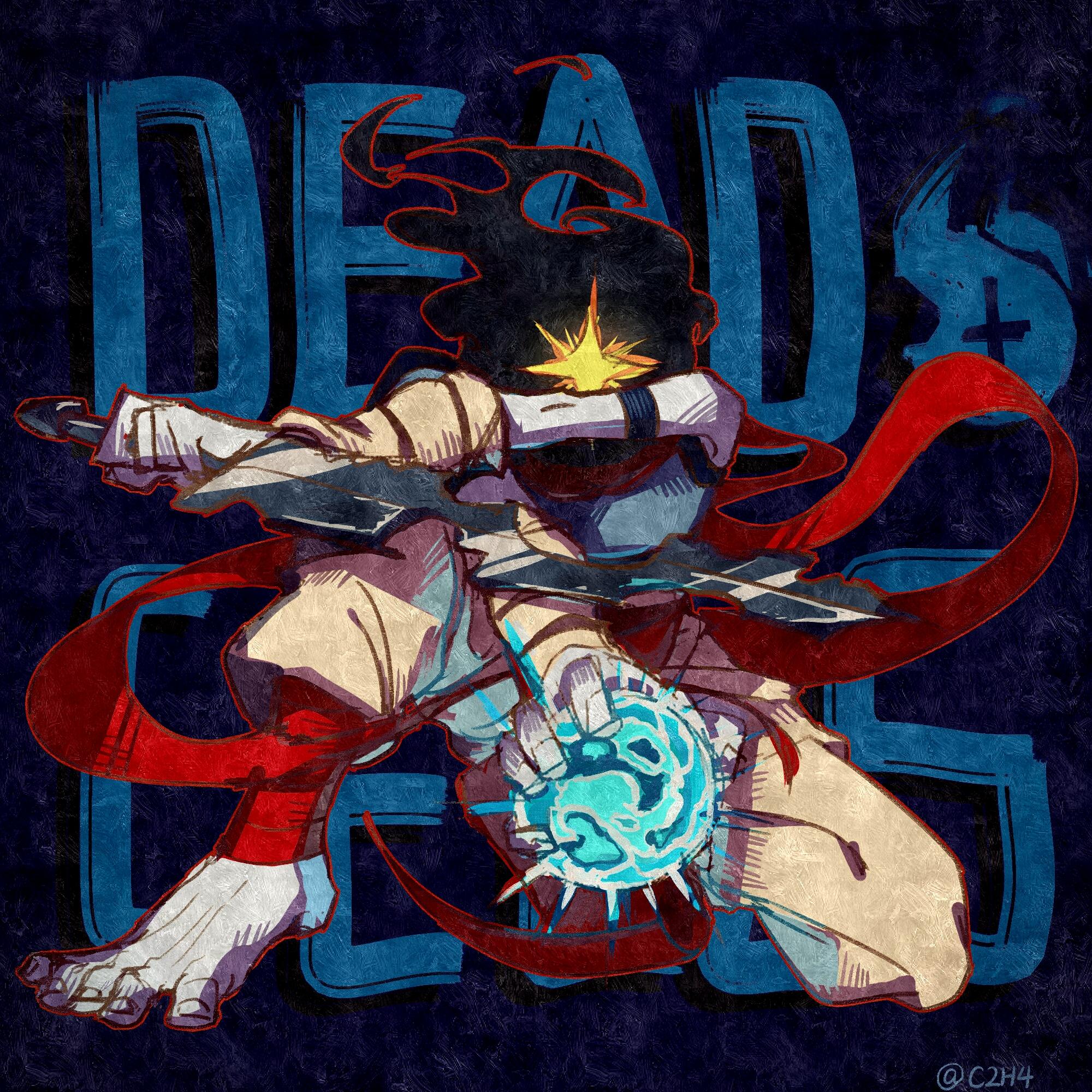 Dead Cells - Dead Cells Арт, Скриншот