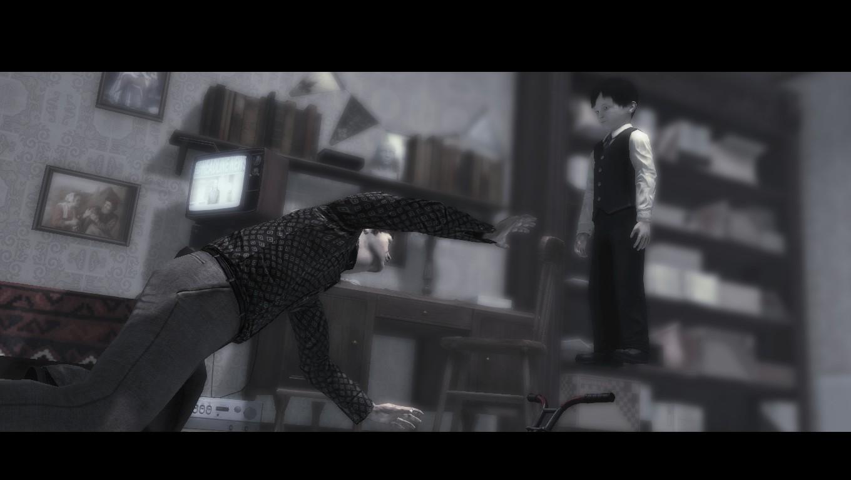 Летающий мальчик ! XD - Lucius