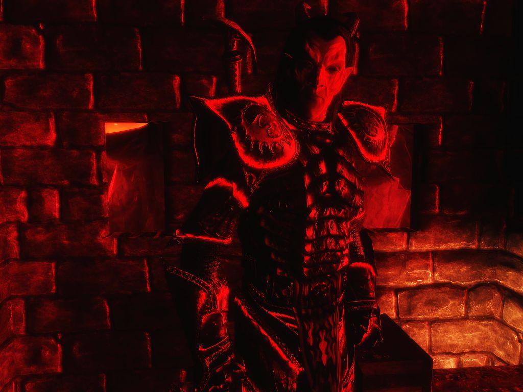 дремора - Elder Scrolls 5: Skyrim, the