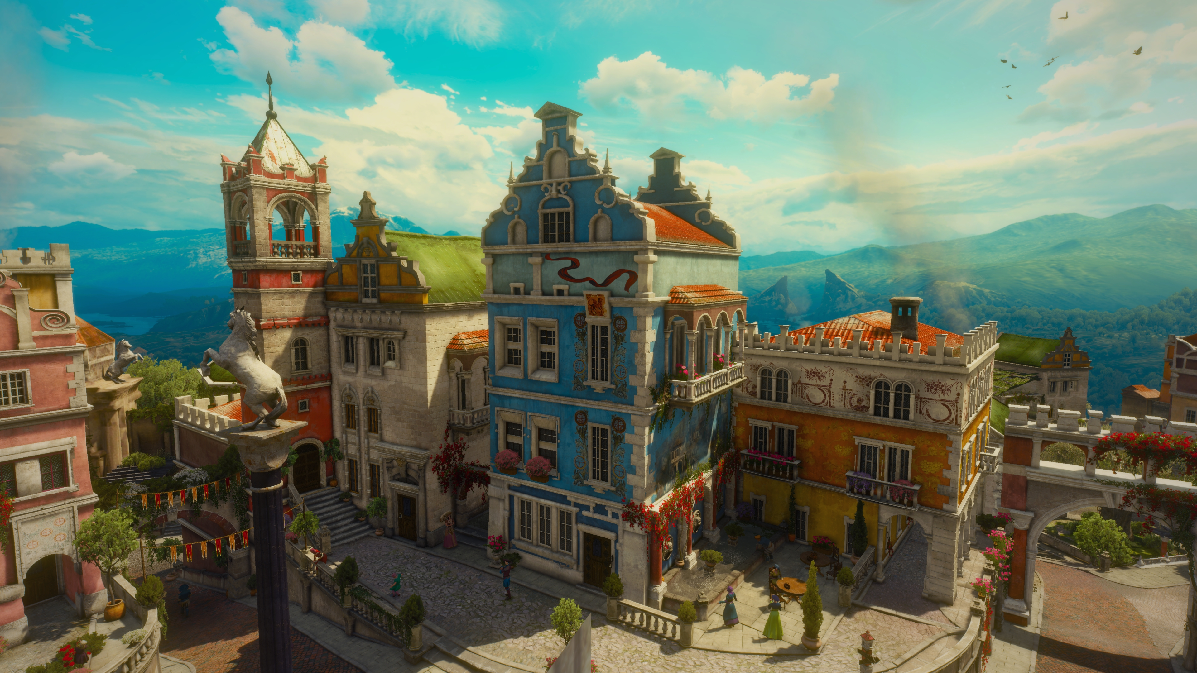 Боклер - Witcher 3: Wild Hunt, the Bokler, The Withcer 3, Wild Hunt
