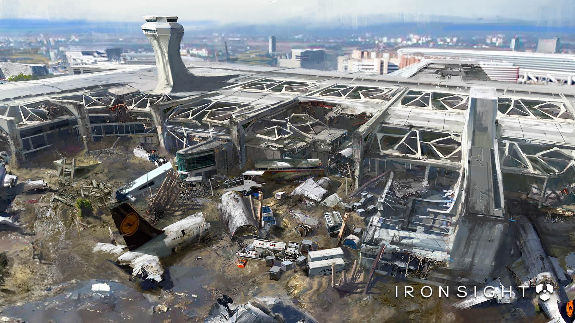 - - IronSight Арт