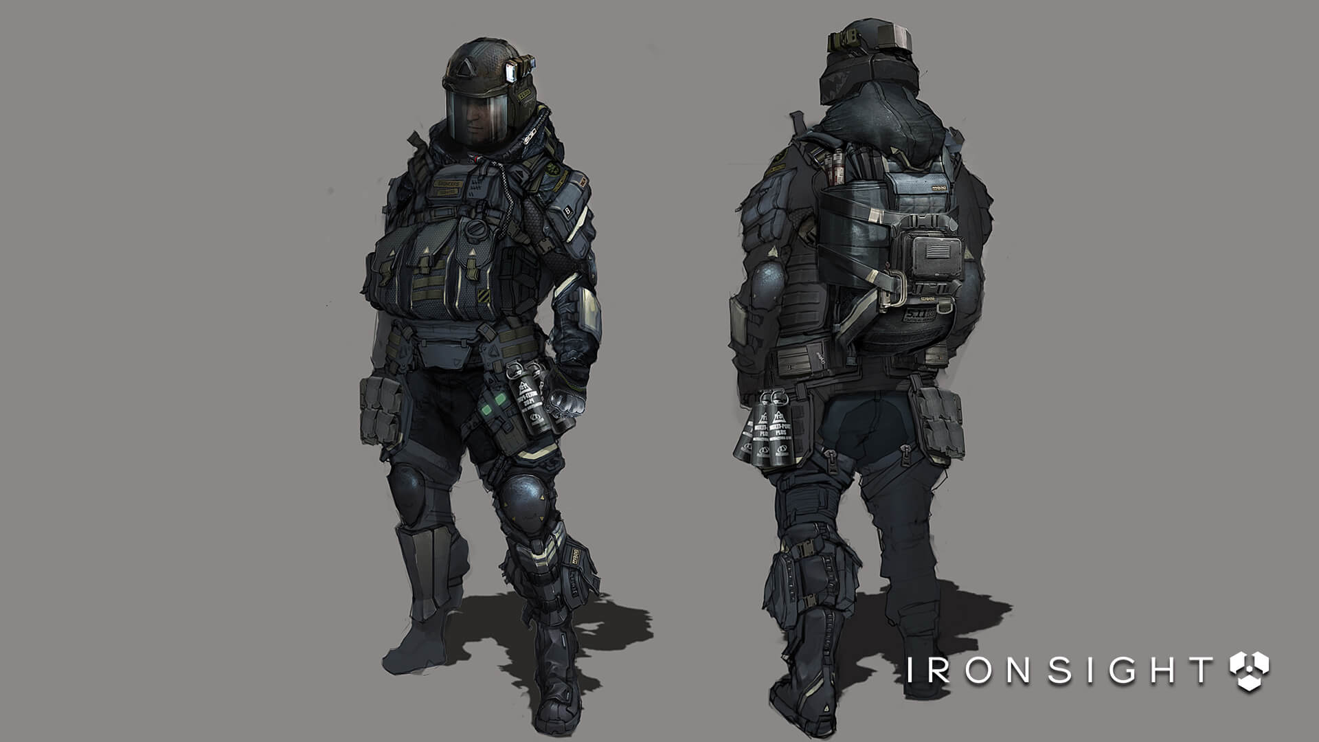 - - IronSight Арт