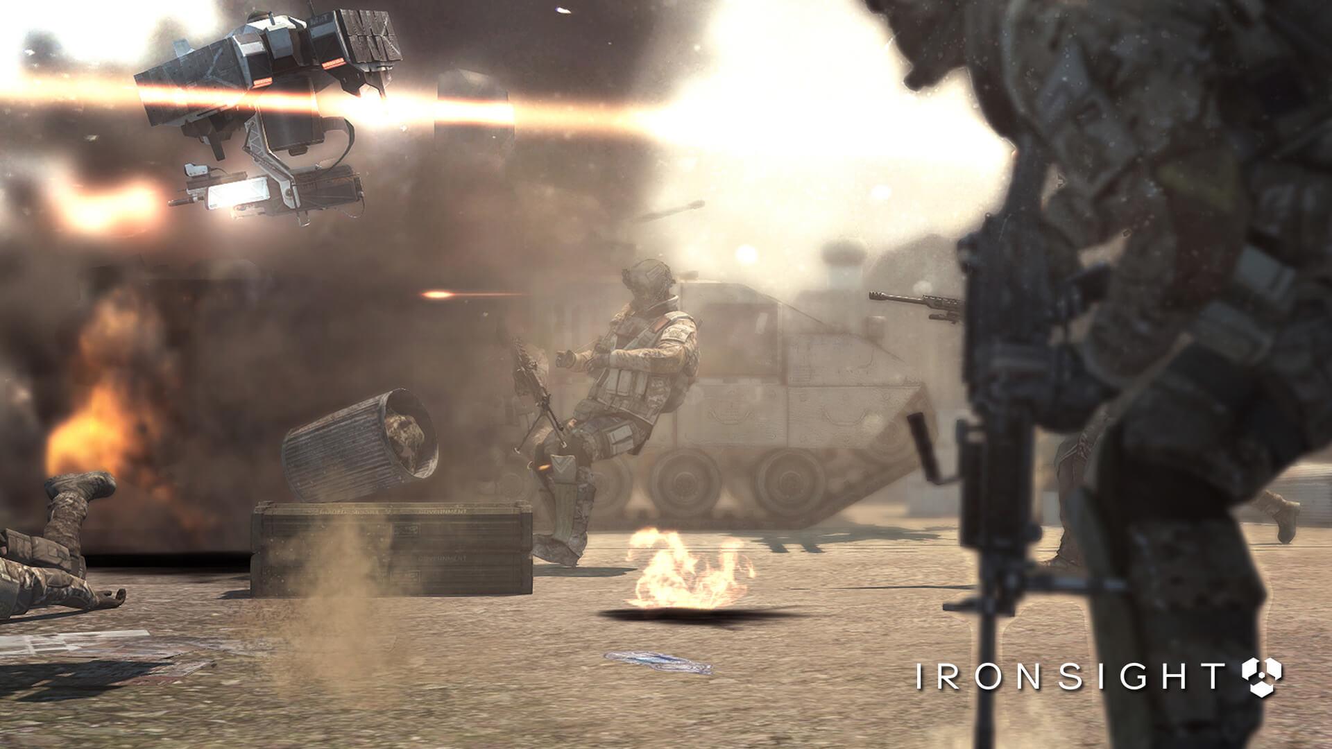 - - IronSight