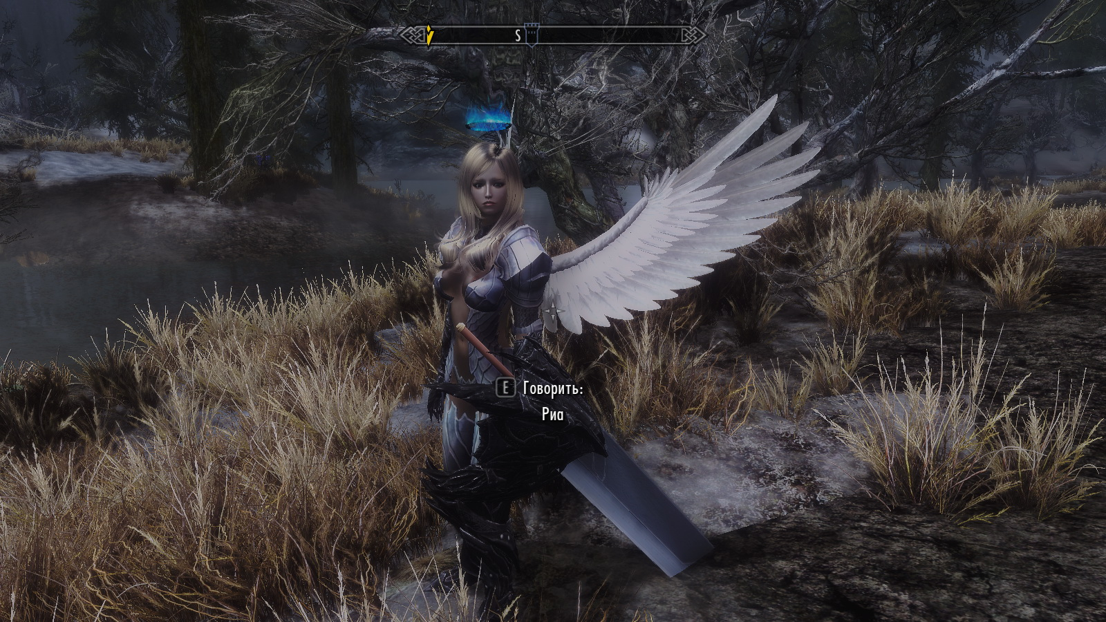 ScreenShot23.jpg - Elder Scrolls 5: Skyrim, the game girls
