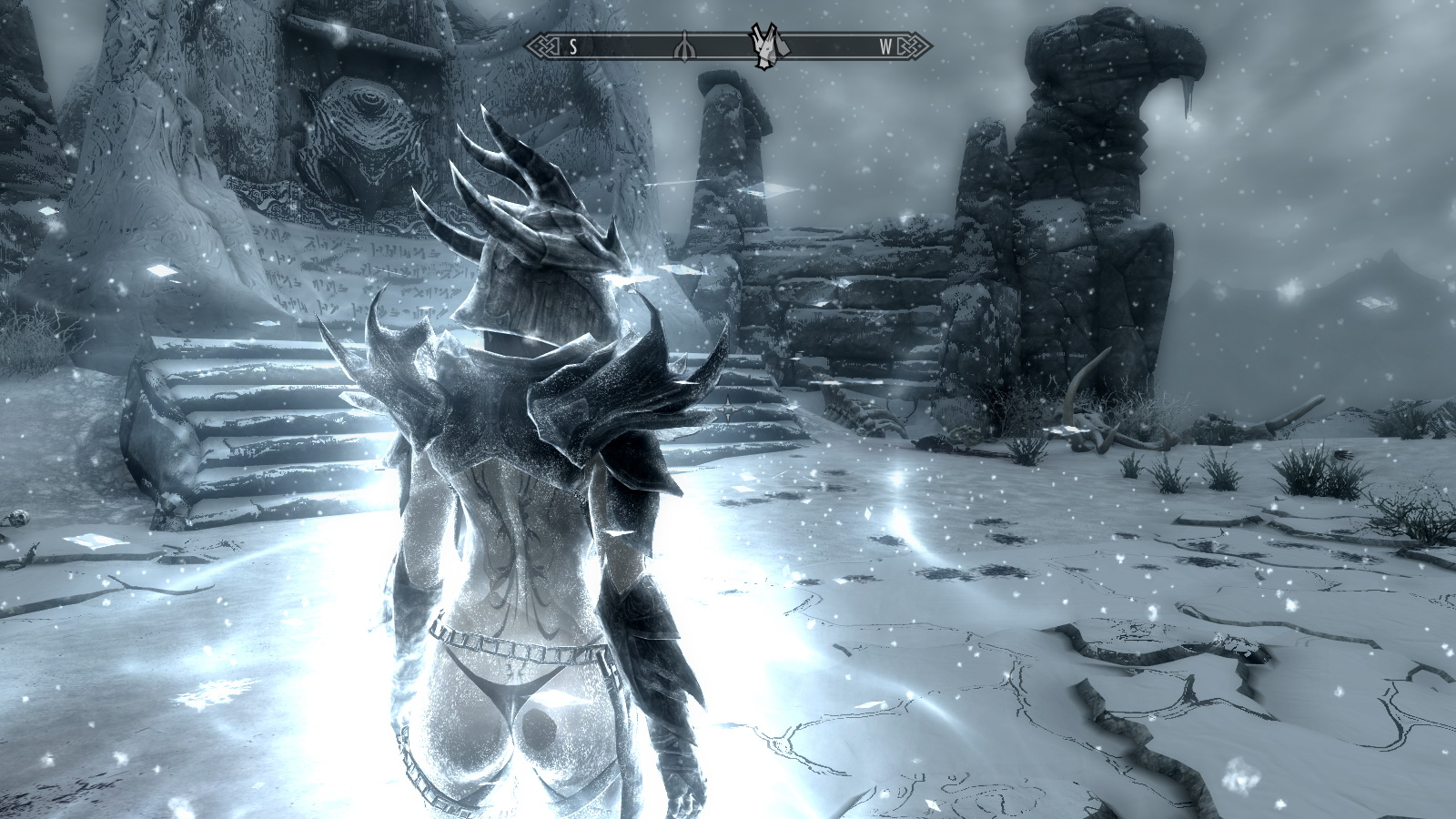 ScreenShot68.jpg - Elder Scrolls 5: Skyrim, the game girls