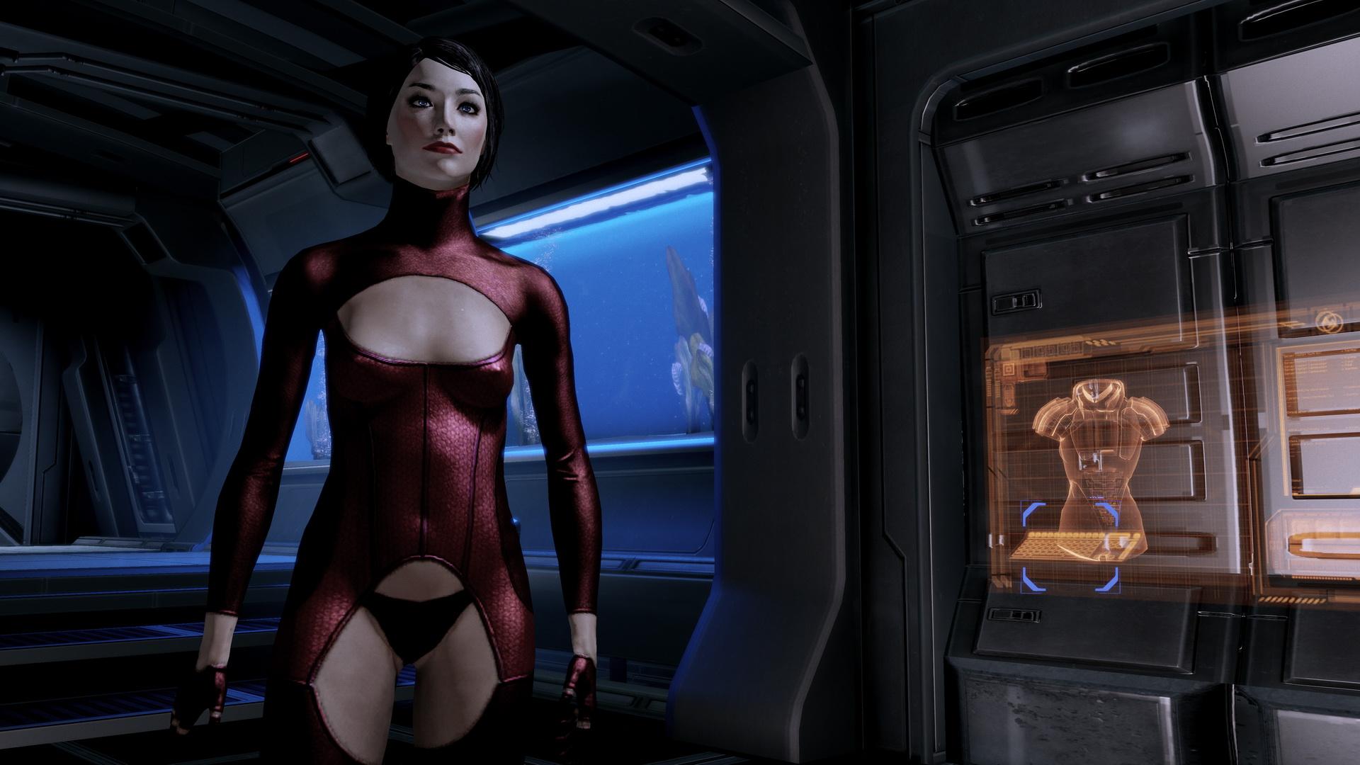 Highres_Screenshot_00000.jpg - Mass Effect 2 game girls