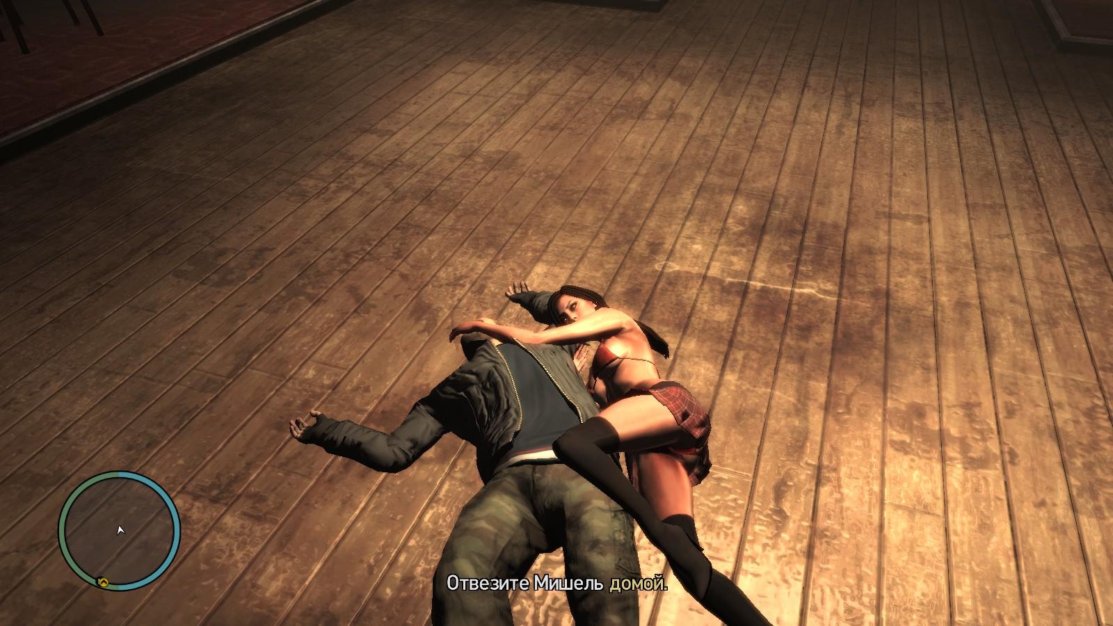 Grand Theft Auto 4 - -