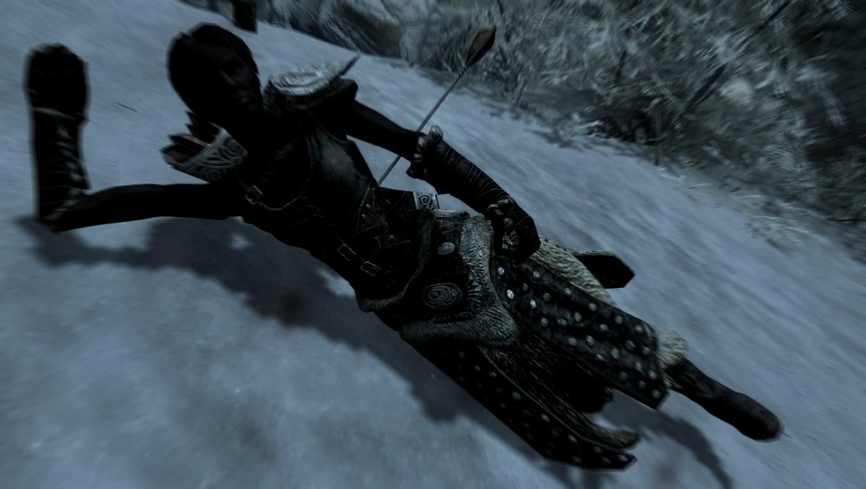 -_- - Elder Scrolls 5: Skyrim, the