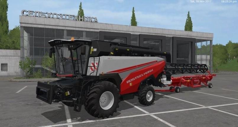 """""""Ростсельмаш"""" РСМ-161 - Farming Simulator 17"""