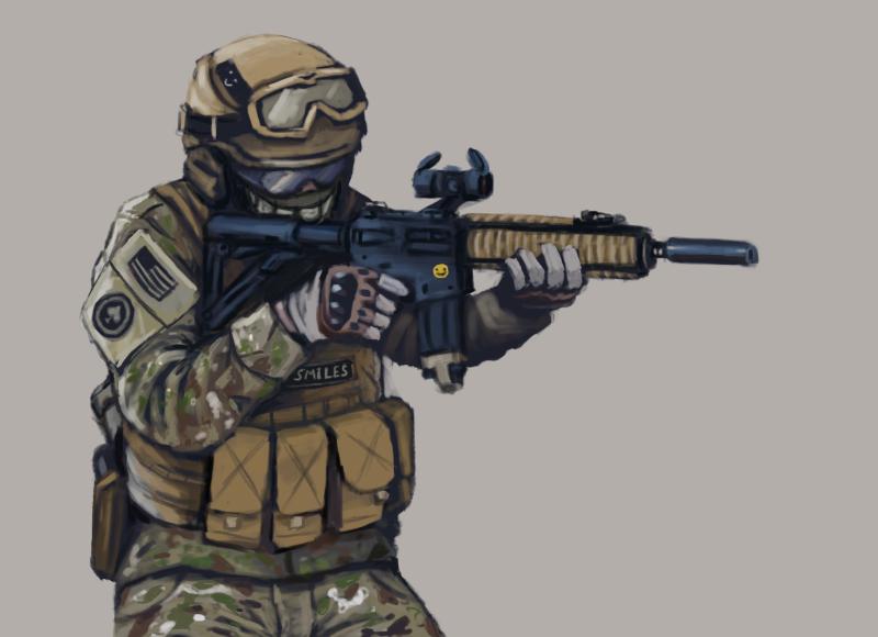 Military art - - арт