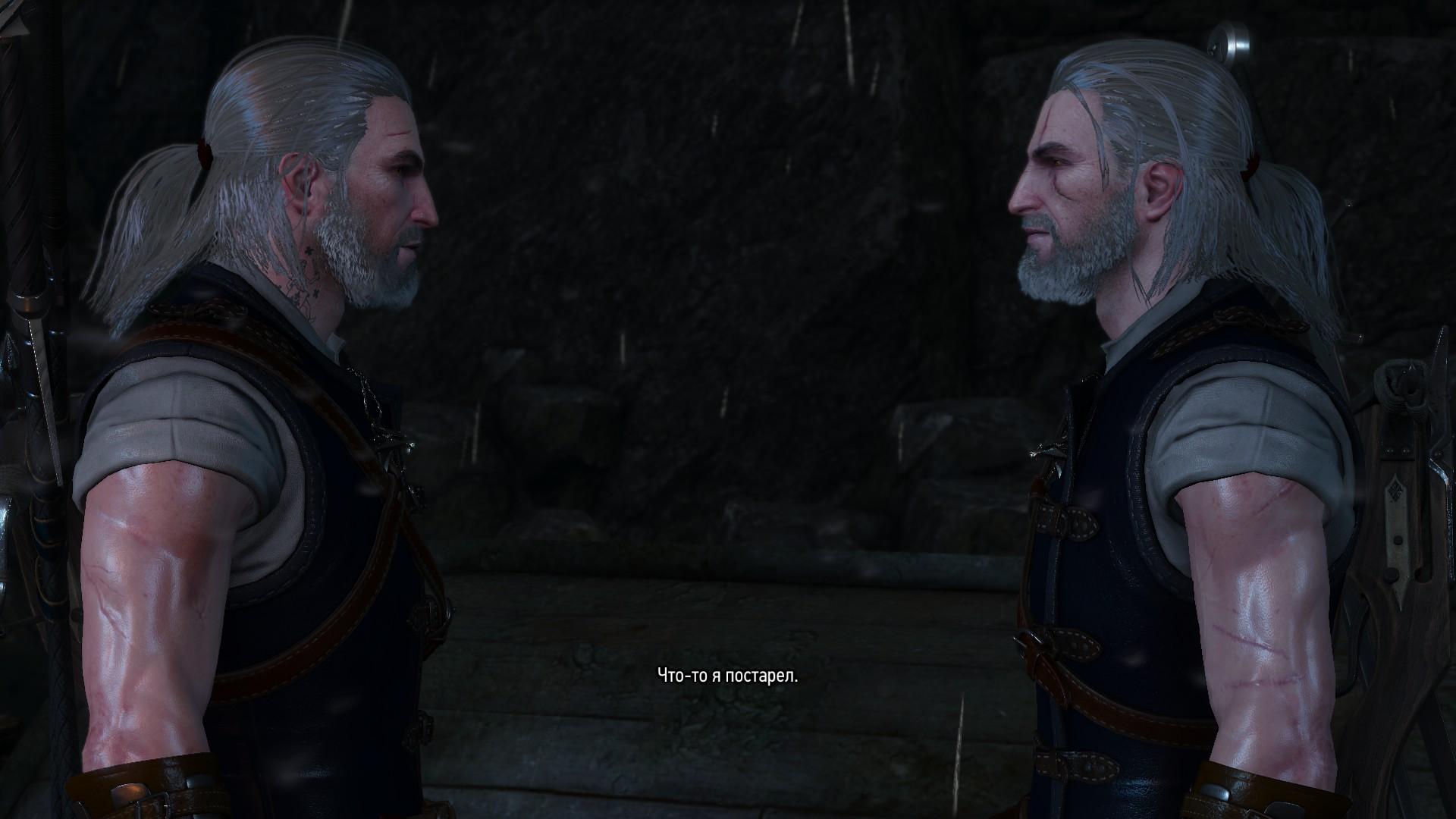 Геральт - Witcher 3: Wild Hunt, the