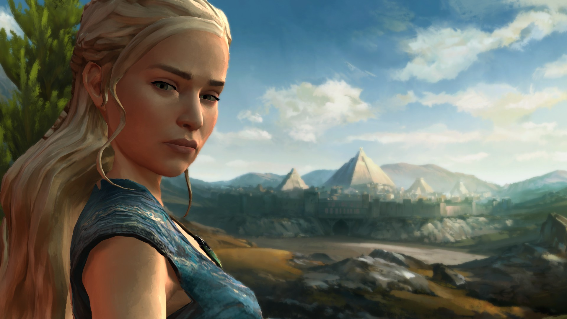 Моё врохождение - Game of Thrones: A Telltale Games Series