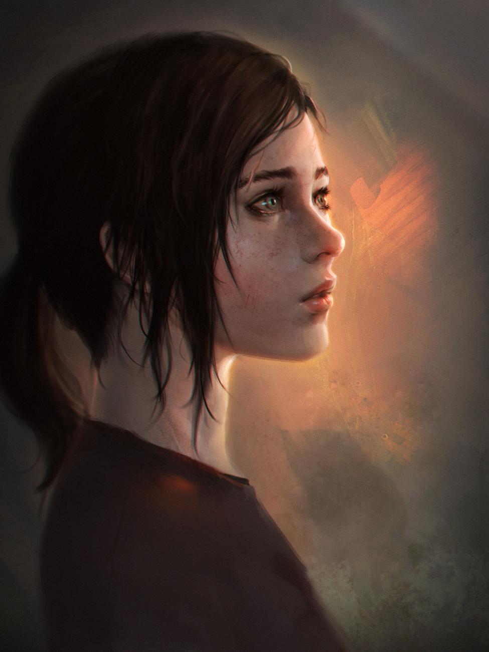 Last of Us - Last of Us: Part 2, the Арт