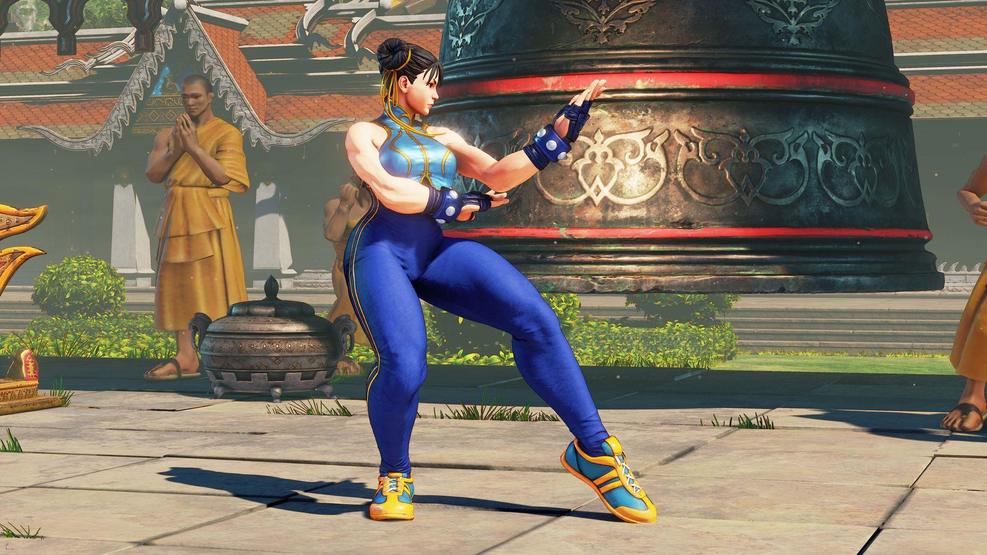 Street Fighter 5 - Street Fighter 5 DLC, Арт, Костюм
