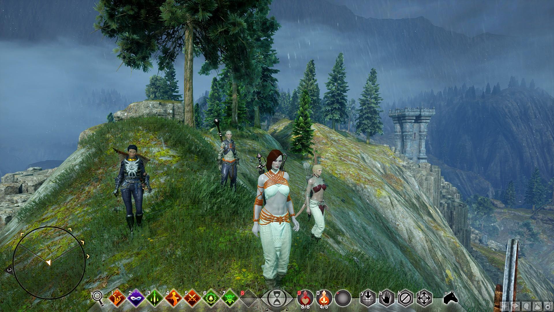 красиво - Dragon Age: Inquisition