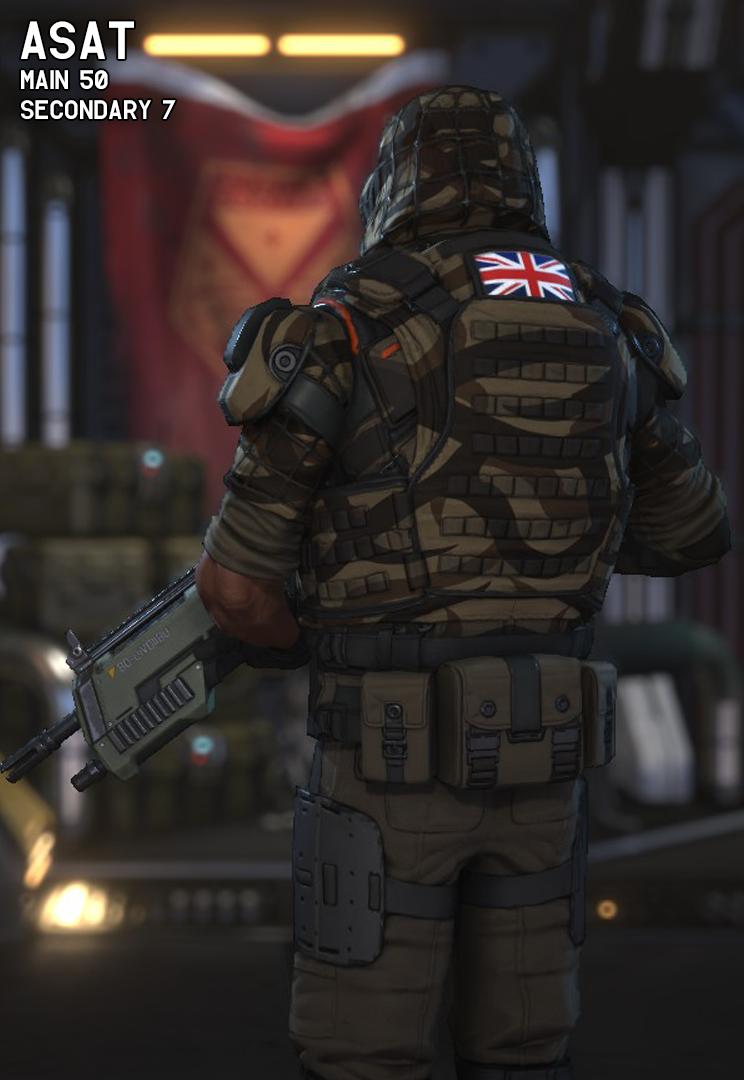 Military Camouflage Patterns - XCOM 2 Мод
