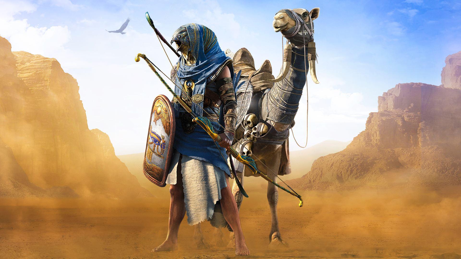 Assassin's Creed: Origins - Assassin's Creed: Origins Арт