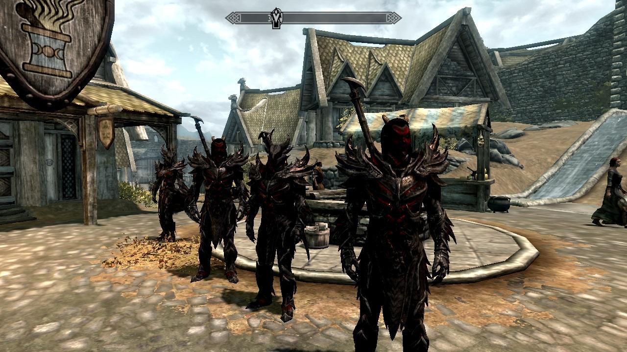 Рыцарь Обливиона - Elder Scrolls 5: Skyrim, the