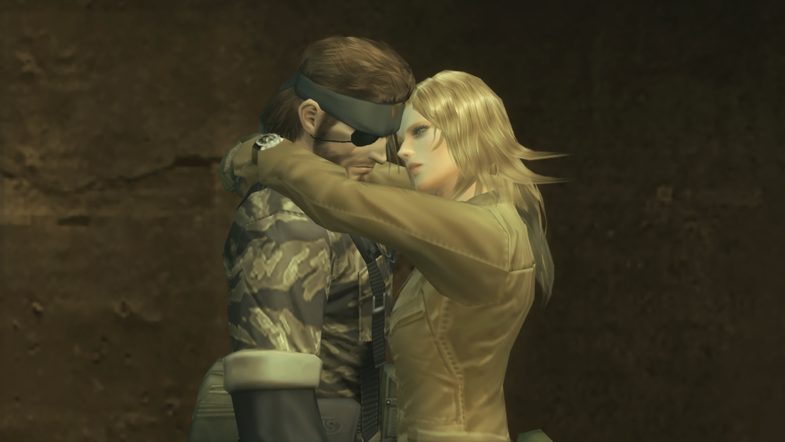 Metal Gear Solid 3: Snake Eater HD for SHIELD TV - Metal Gear Solid 3: Snake Eater