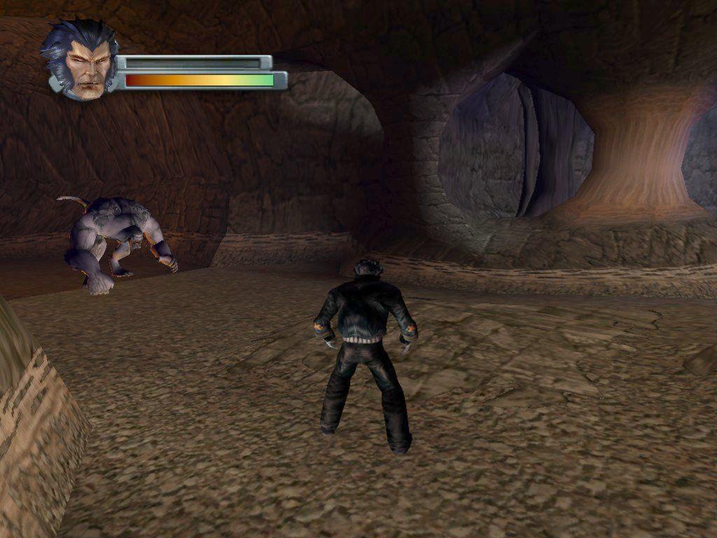 - - X2: Wolverine's Revenge Скриншот