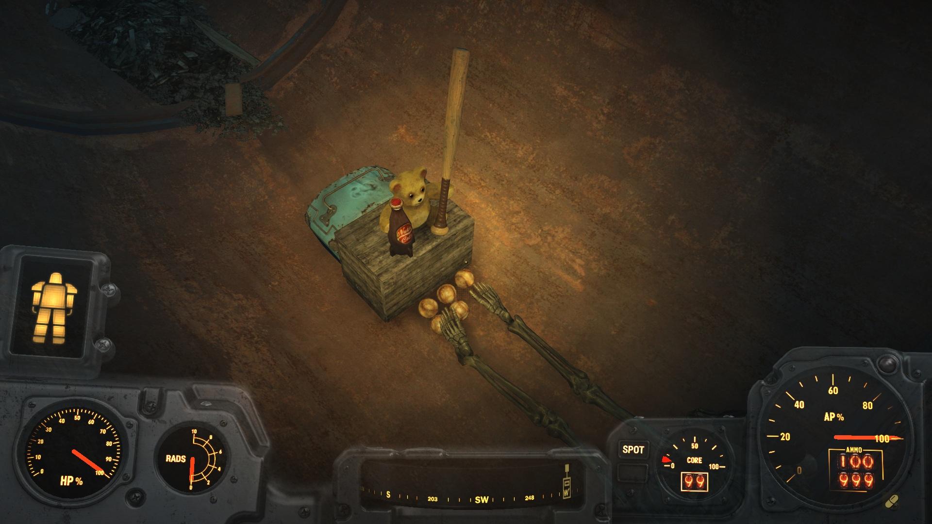медведь - Fallout 4