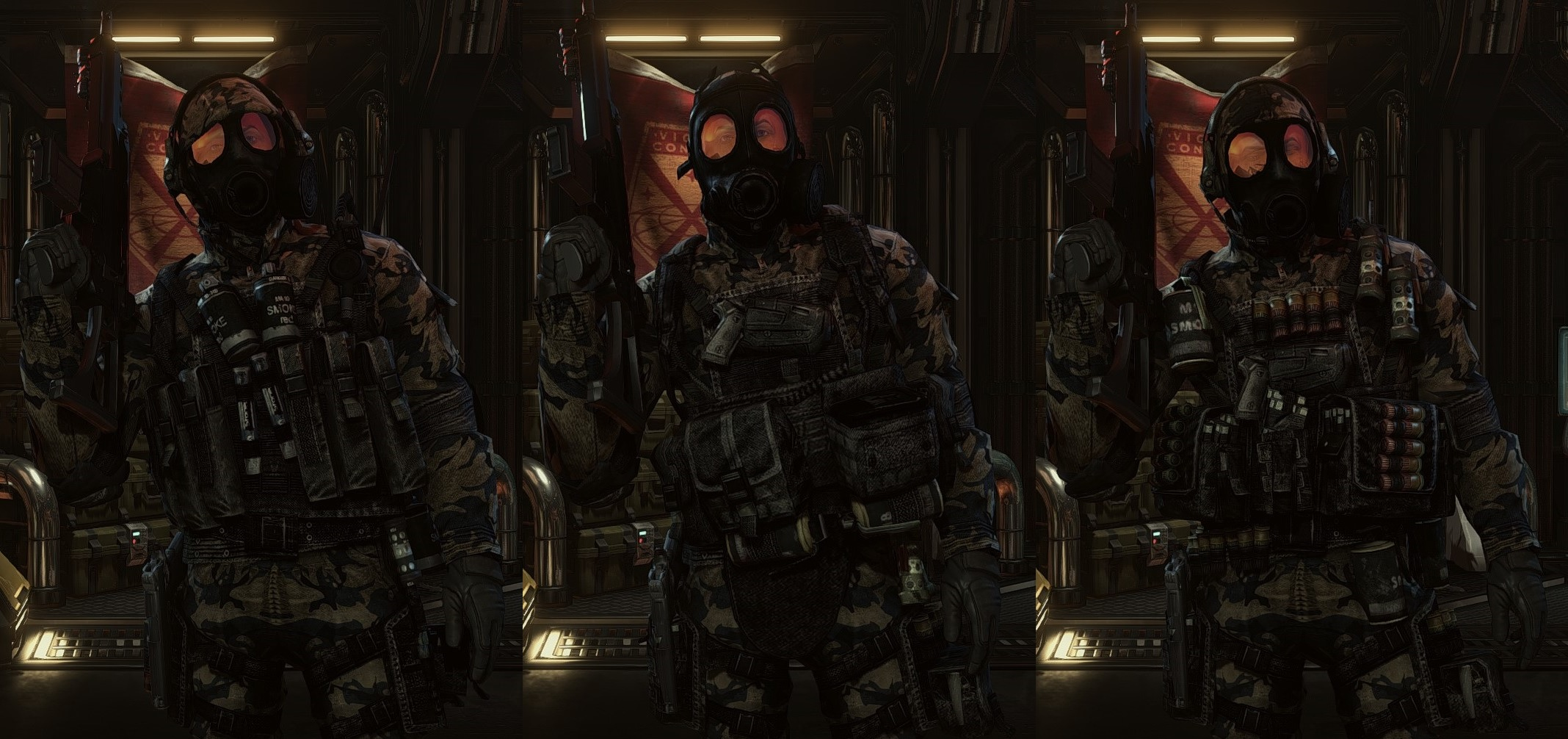 Soldier Customization - XCOM 2 Мод
