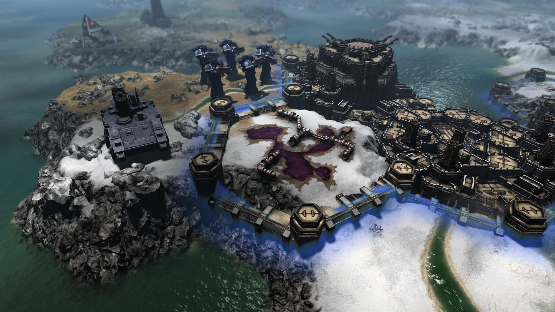 Relics of War - Warhammer 40.000: Gladius - Relics of War