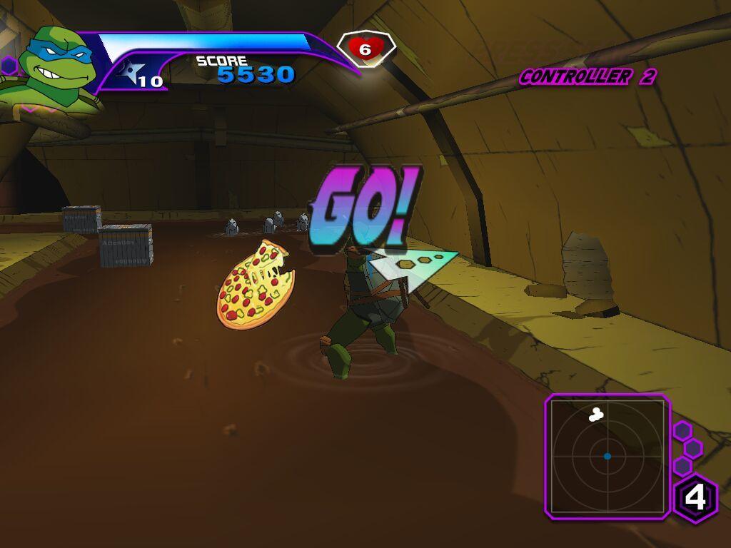 - - Teenage Mutant Ninja Turtles