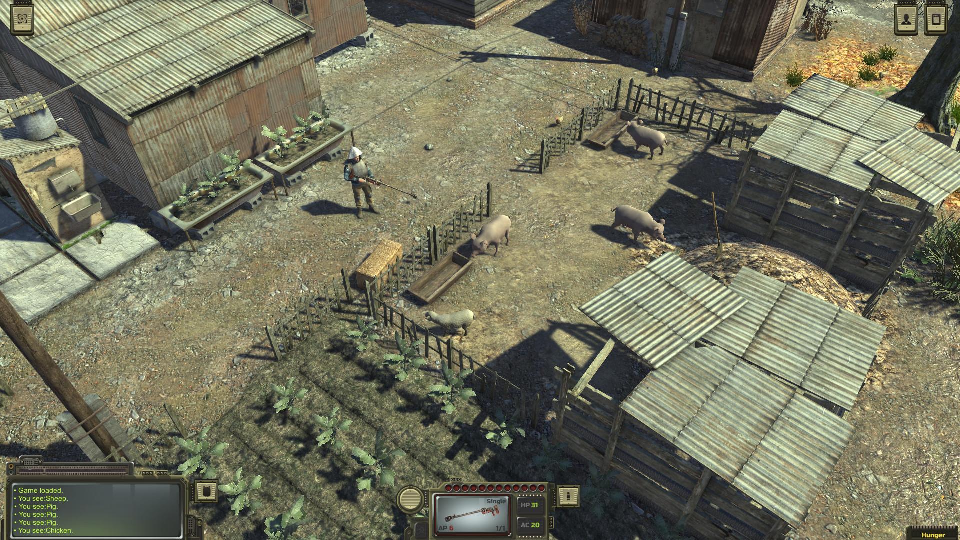 ATOM RPG - ATOM RPG Скриншот