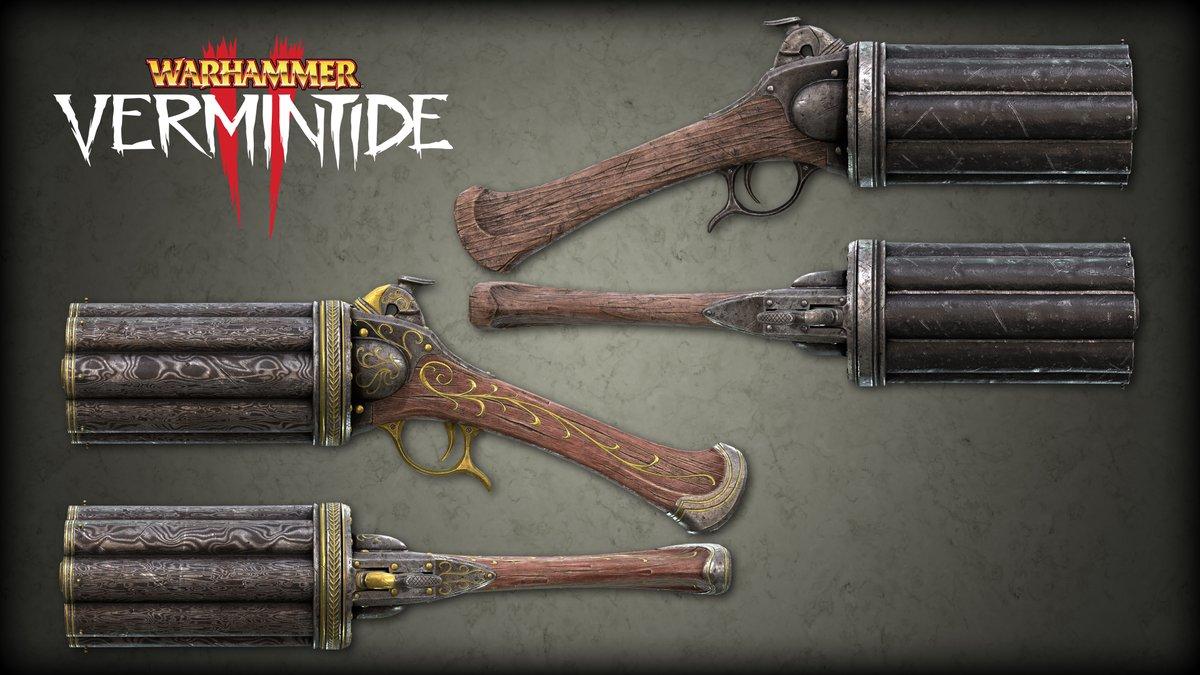 Warhammer: Vermintide 2 - Концепт-арты - Warhammer: Vermintide 2 Арт