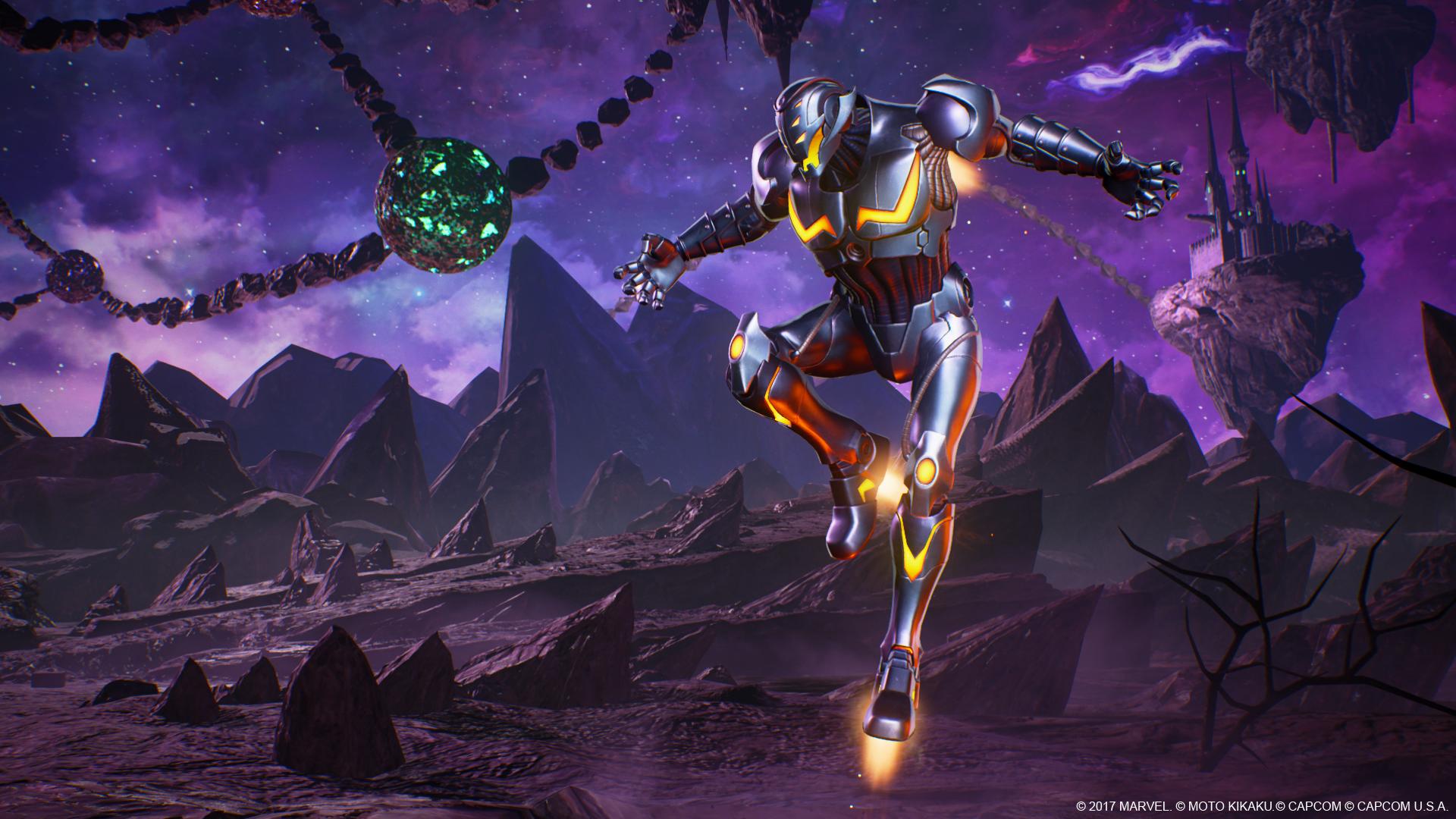 Marvel vs. Capcom: Infinite - Stone Seekers Costume Pack - Marvel vs. Capcom: Infinite Костюм